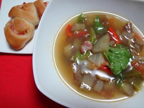 胃えんスープ