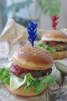 ミニハンバーガー2