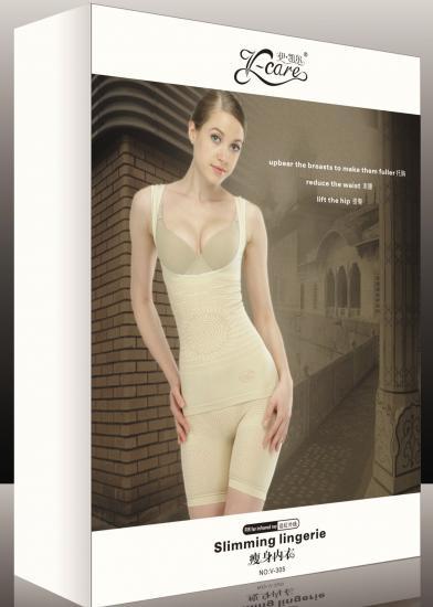 ホワイトデーのお返しに大手サロン(たぶんスリムビューティーハウスとかTBCでしょうか?)で販売。冷え性改善痩せやすい体質にしてくれる女性矯正下着