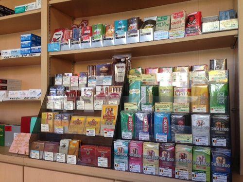 甲府で種類の豊富な葉巻、手巻きたばこ販売・専門店