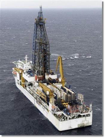 メタンハイドレート関連8銘柄海洋資源採掘イメージ図2