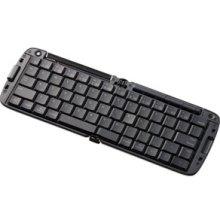 iPad用折りたたみワイヤレスキーボード