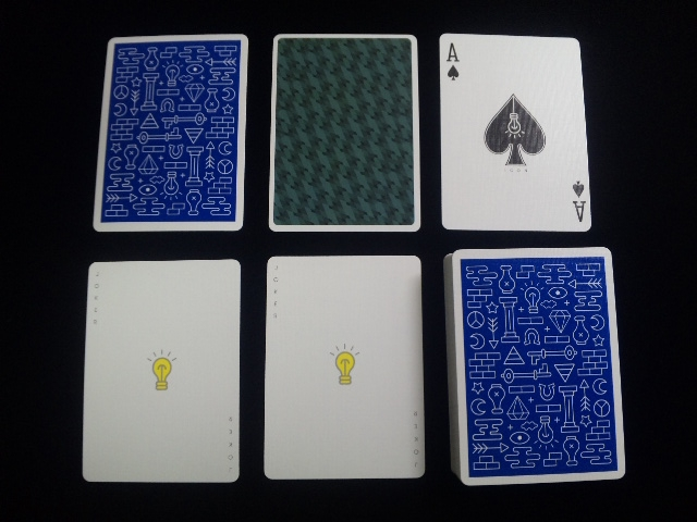ICON Playing Card (5)