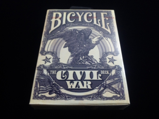 Civil War Deck Blue (2)