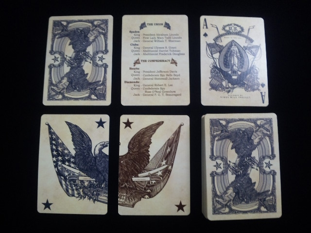 Civil War Deck Blue (5)