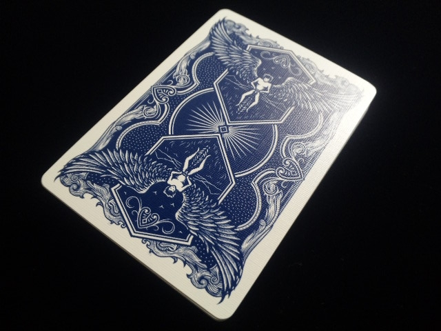 Legacy Deck Blue (BICYCLE) (3)