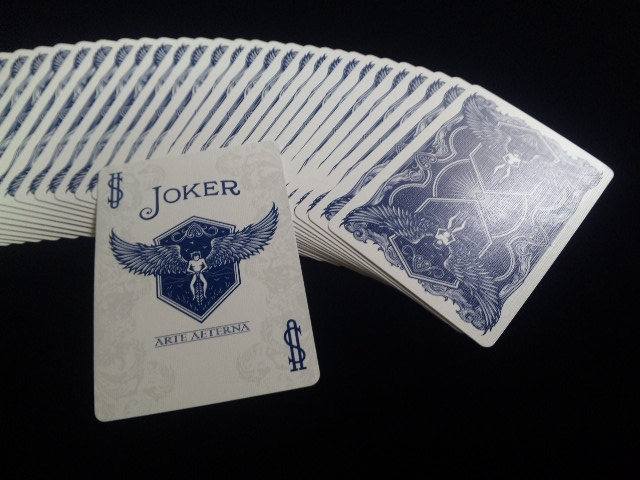 Legacy Deck Blue (BICYCLE) (4)