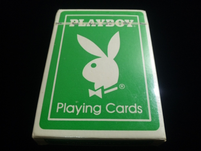 Playboy Deck Green (1)