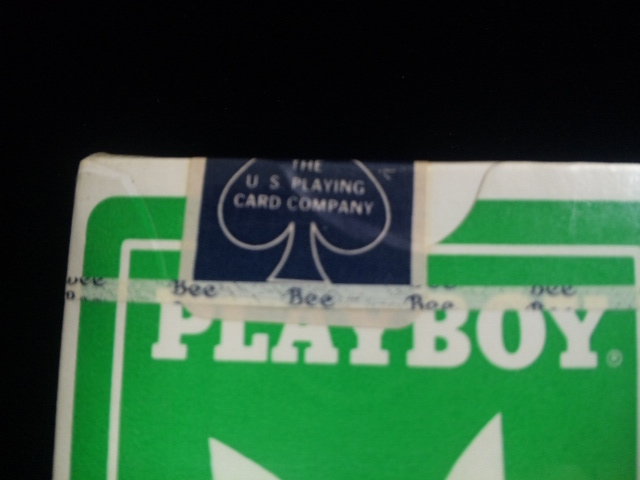 Playboy Deck Green (3)