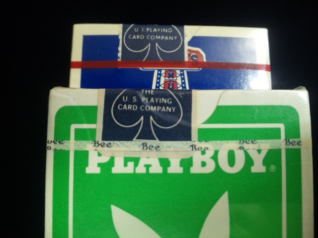 Playboy Deck Green (4)