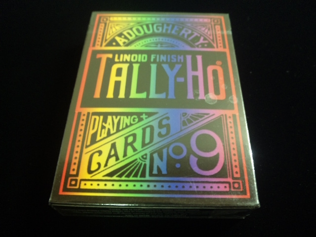 Spectrum Tally Ho Deck (1)