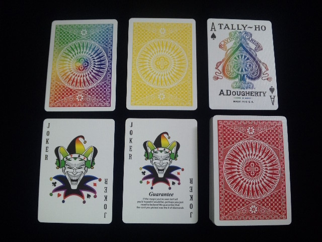 Spectrum Tally Ho Deck (8)