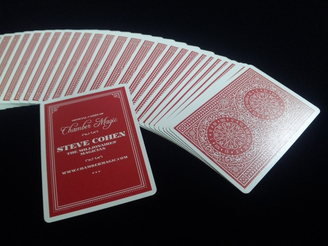 Tycoon Playing Cards (4)