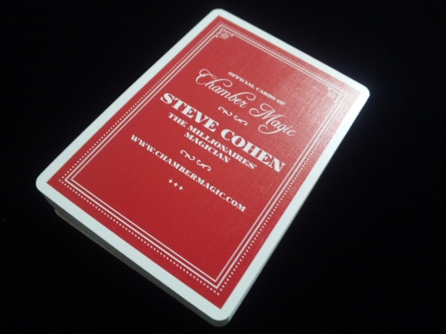 Tycoon Playing Cards (5)