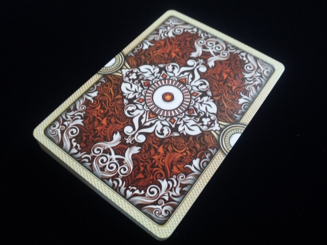ORNATE White Edition Playing Cards (3)