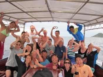 タオ島、ジンベエザメ