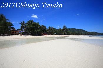タオ島、晴天