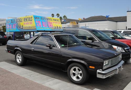 Balboa Car