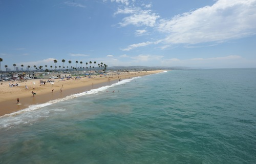 Newport Beach from the piar 1
