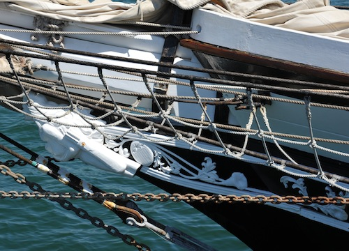 Californian 7 (Bowsprit)