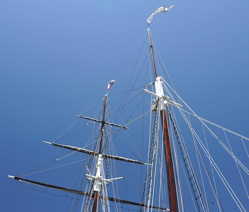 Carifornian 8 (Mast)
