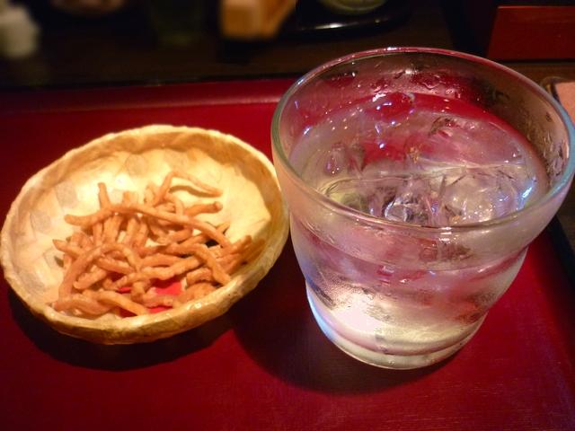 芋ロックとうどん菓子