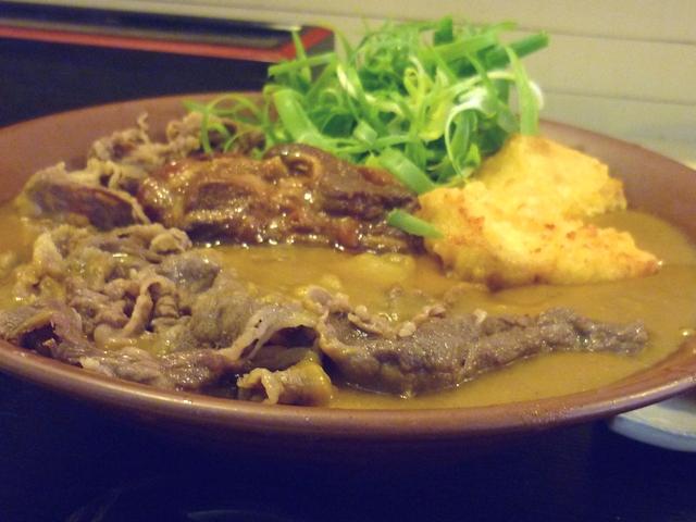 肉・肉・肉カレー