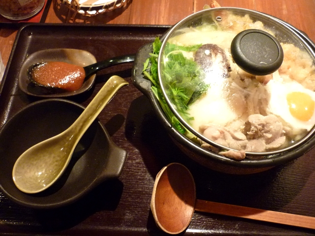 鍋焼きうどん2012