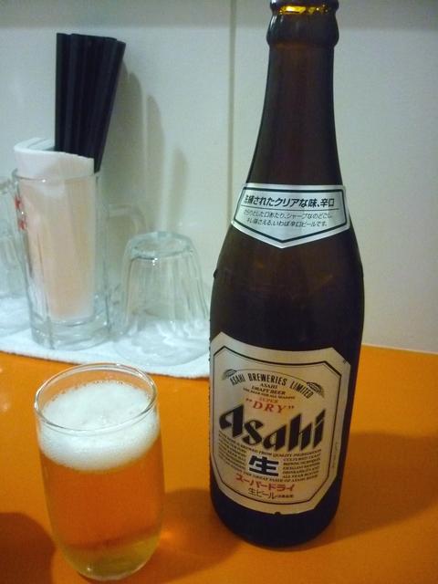 ビールあります