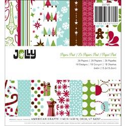 325087 Jolly Paper Pad 6インチ 36枚 650円