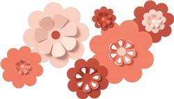 CC-SHAPE-6-017 Flowers Die 2500円