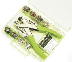 323911 [We R Memory Keepers] Crop-A-Dile Punch Kit (Lime) 3800円