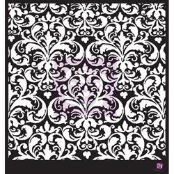 033410 [Prima] Designer Stencil 12インチ (Flourish) 750円※2月18日