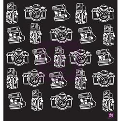 033412 [Prima] Designer Stencil 12インチ (Cameras) 950円※2月18日