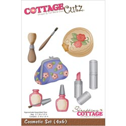029921 Cottagecutz Die 4x6 (Cosmetic Set) 2495円