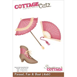 029955 Cottagecutz Die 4x6 (Parasol, Fan Boot) 2495円