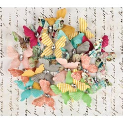 035757 [Prima] Divine Paper Butterflies With Gem 24ピース 500円 ※2月18日