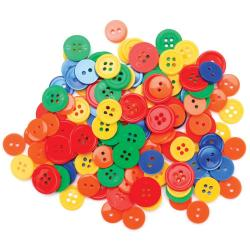 428962 Favorite Findings Buttons Assorted 130ピース (Primary) 300円