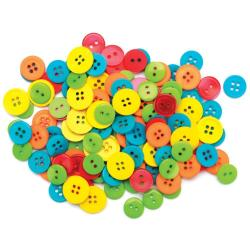 430196 Favorite Findings Buttons Assorted 130ピース (Citrus) 300円