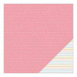 043676 [American Crafts] My Girl Cardstock 12インチ (Splendid Sophie) 100円