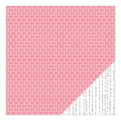 043682 [American Crafts] My Girl Cardstock 12インチ (Silly Sarah ) 100円