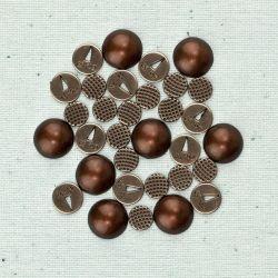 036054 [Prima] Junkyard Findings Metal Trinkets (Studs 32ピース) 500円