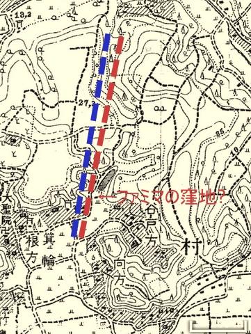 日吉駅と綱島街道