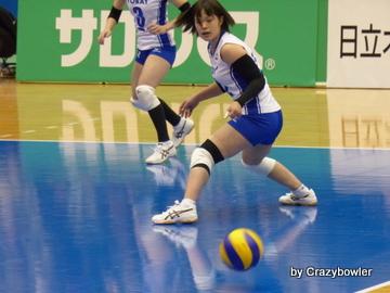 2014Vプレミアリーグ 東レvs久光