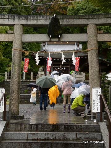 諏訪神社(横浜市港北区日吉)