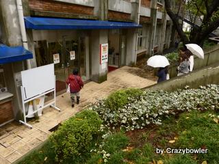 慶応大学日吉キャンパス 食堂