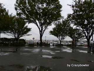 日吉公園からの眺め(港北区日吉2丁目)