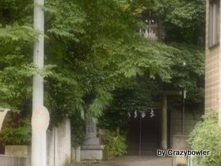 下田神社(横浜市)