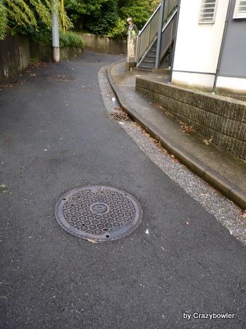 日吉本町 駒林 沢跡
