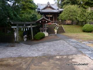 駒林神社(横浜市)